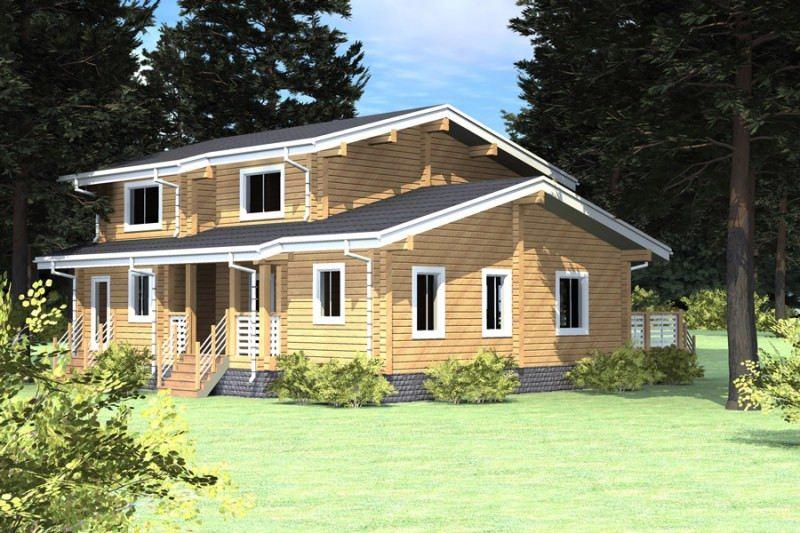 Проект дома ДП №187